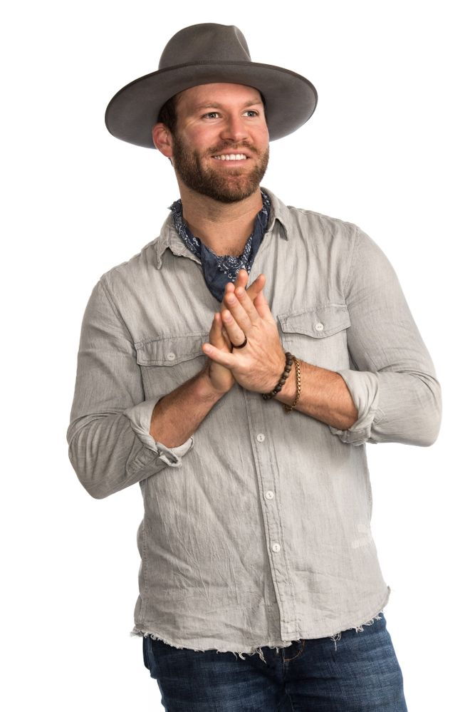 Country Artist Drake White
