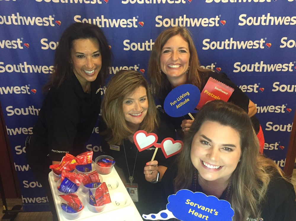 #OneTeamAllHeart @Southwestair #SWApic