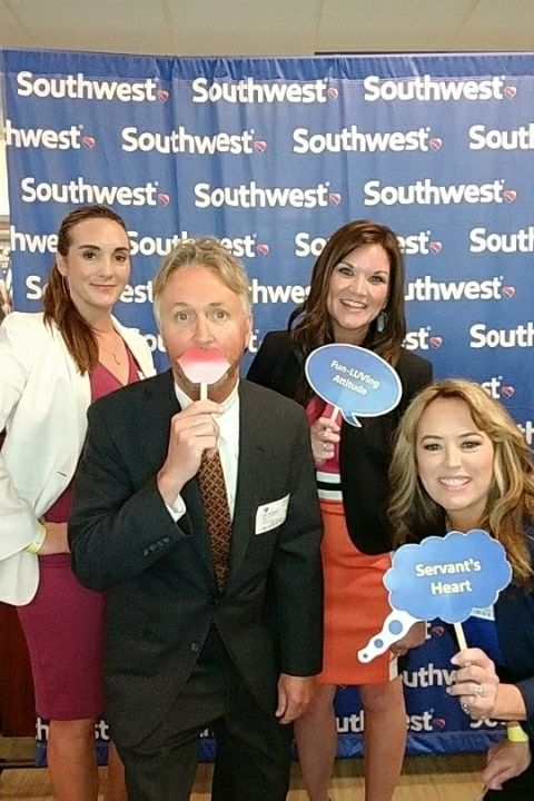 Interview day at Southwest! What an amazing day filled with  fun, laughter and luv!