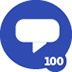 100th Comment Badge