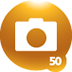 50th Photo Uploaded Badge