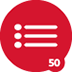 50th Discussion Badge