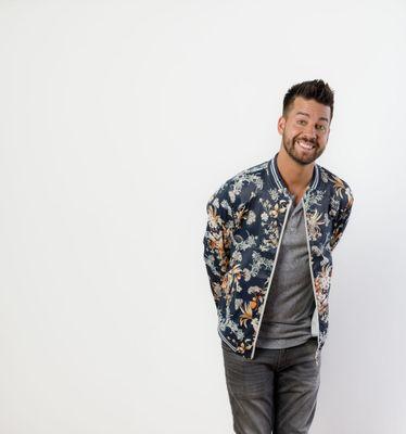 Meet our July A-Lister: John Crist, Comedian