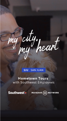 My City, My Heart: Southwest and Matador Network Showcase Employee Hometown Destinations