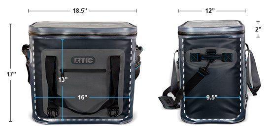 RTIC Softpak 40